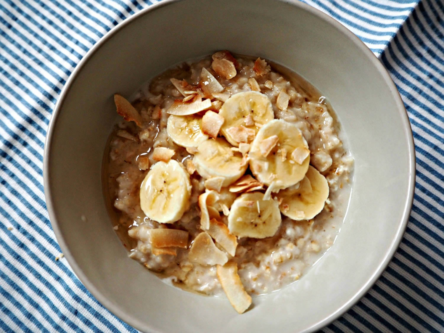 Porridge an easy quick healthy breakfast eat drink live well ccuart Choice Image