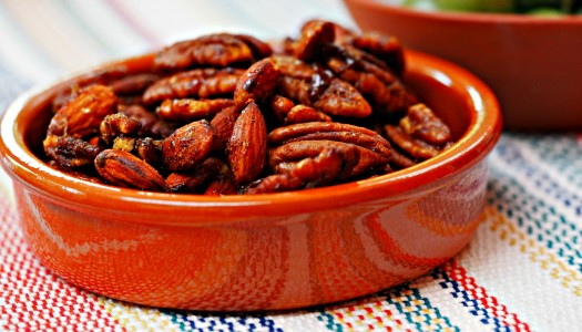 Easy Homemade Spiced Nuts