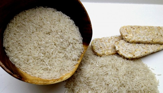 Is it safe to eat rice?