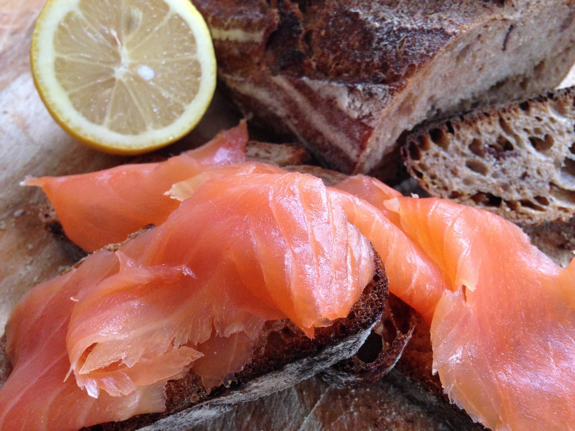 should smoked salmon be an everyday food eat drink live well. Black Bedroom Furniture Sets. Home Design Ideas
