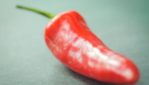 Can chilli peppers help us live longer?