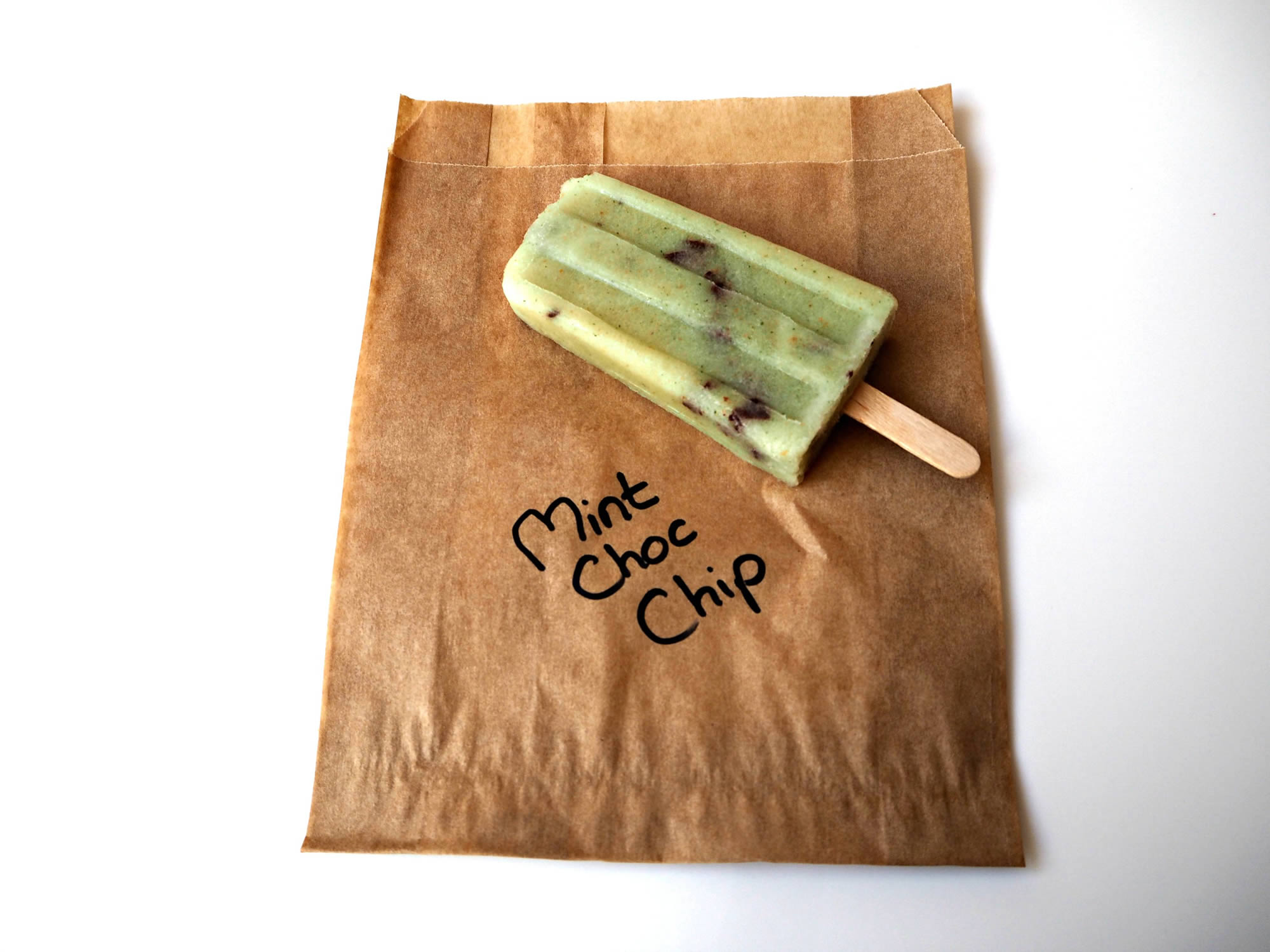 how to make ice lollies at home without molds