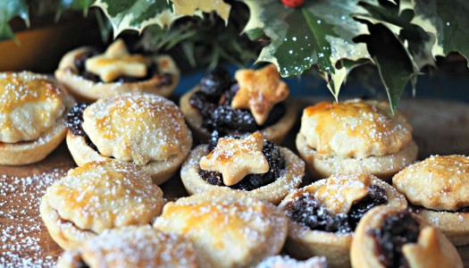 Healthier Homemade Mince Pies