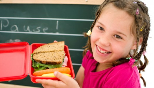 What to put in a school lunchbox