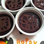 halloween spiders web jelly