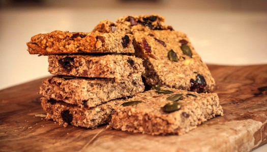 Breakfast bars that are actually healthy