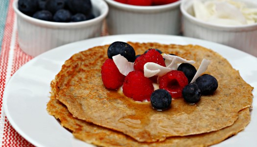 Easy Breakfast Pancakes