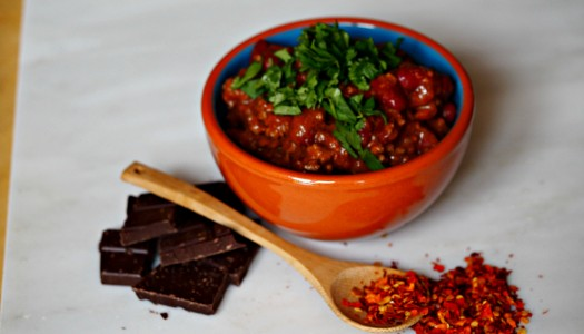 Chocolate Chilli