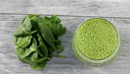 Basic green smoothie