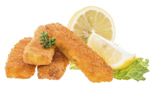 Can fish fingers be healthy?