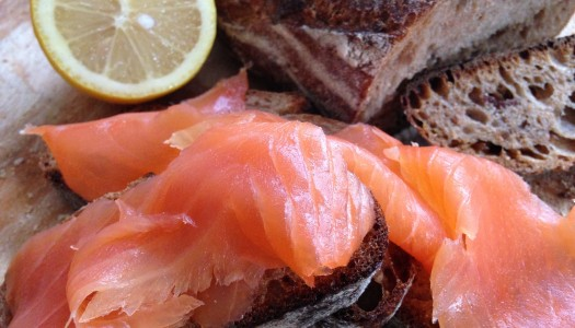 Should smoked salmon be an everyday food?