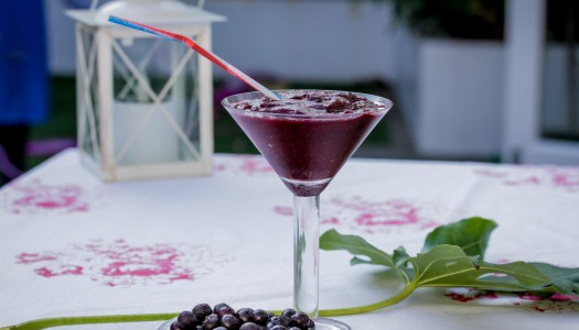 Adding Alcohol to Berries Enhances the Antioxidants