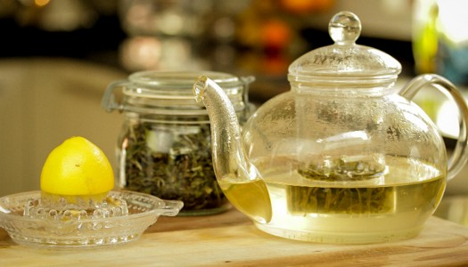 How to enhance the power of green tea