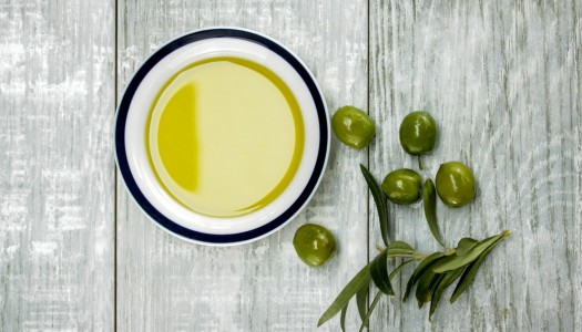 Don't be afraid of Olive Oil