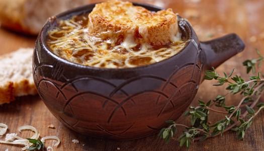Anti-ageing onion soup