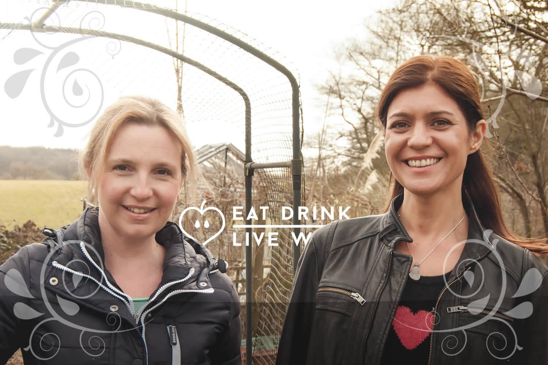 Caroline Sherlock and Emma Jamieson Eat Drink Live Well Expert Nutritional Therapists