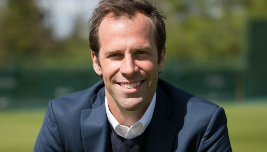 An interview with Greg Rusedski