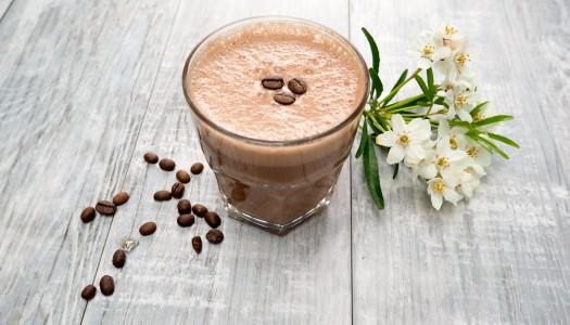 A Healthy Frappuccino