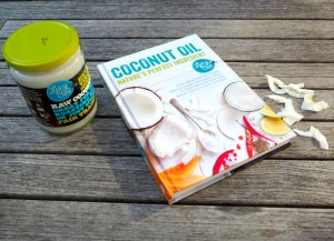 Lucy Bee coconut oil book 2