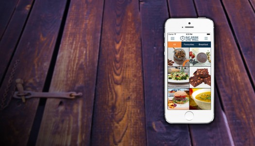 The Eat Drink Live Well App