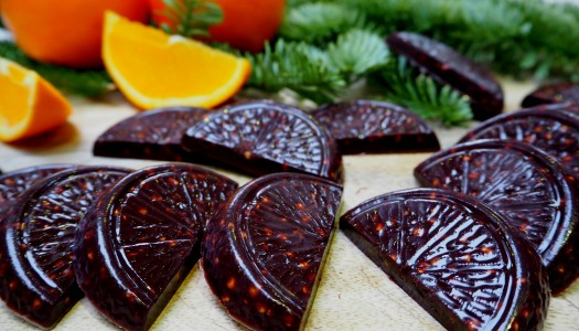 Chocolate orange recipe