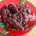 Festive Chocolate Tasty Bites