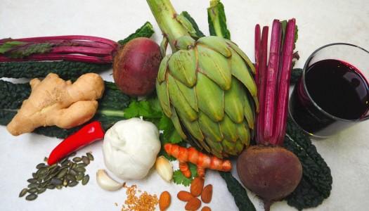 6 top foods for detoxing