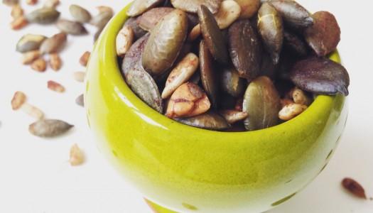 Savoury Seed Recipe