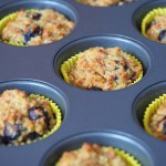 almond berry muffins 2