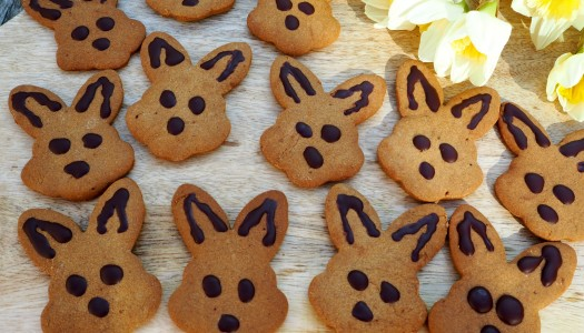 Gingerbread bunny recipe