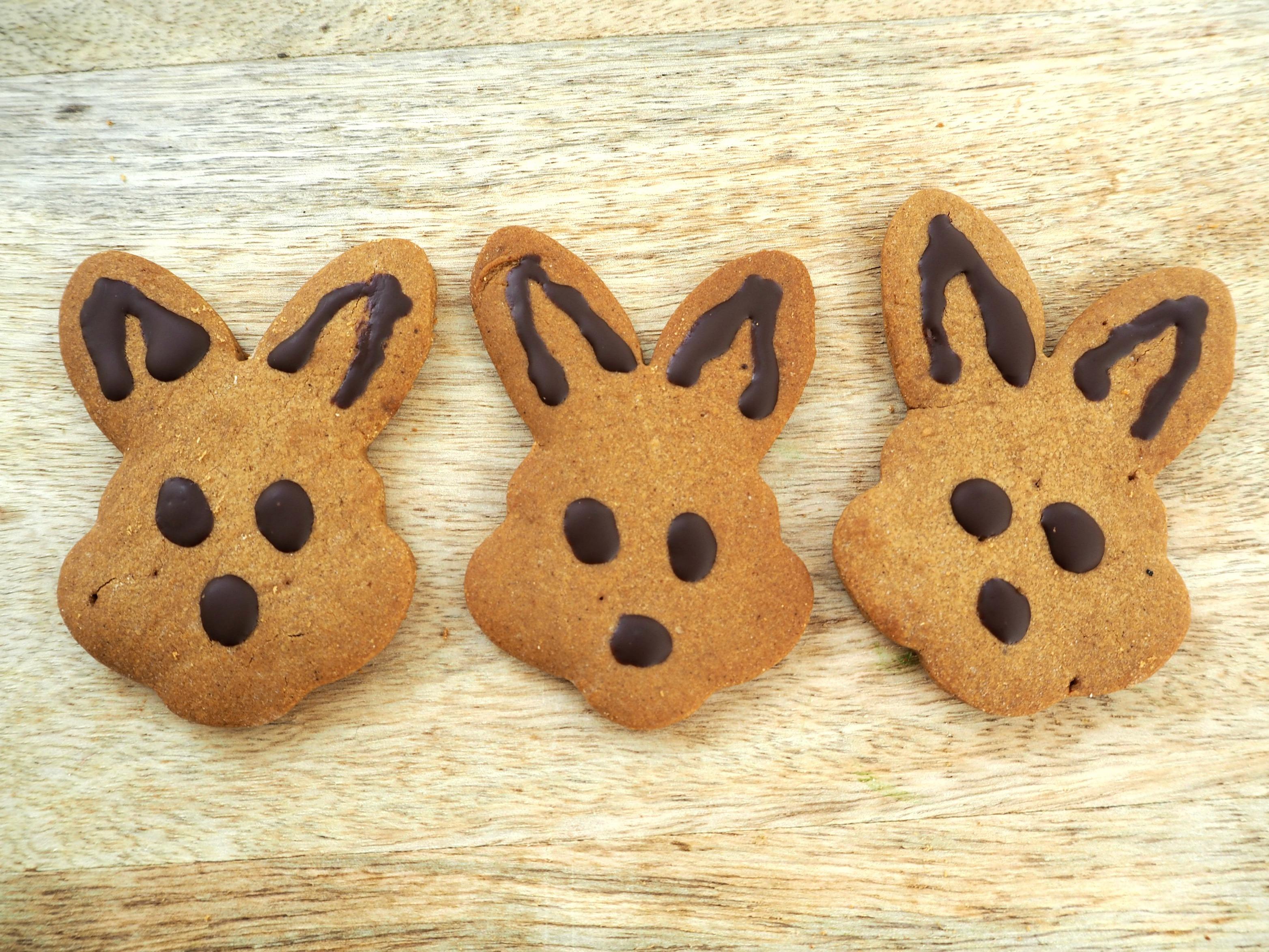 gingerbread bunnies 4