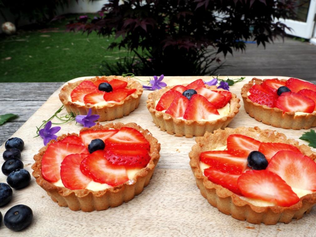 berry tartlets 3