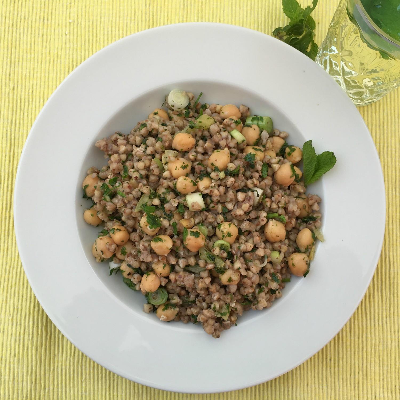 Buckwheat Tabbouleh - Eat Drink Live Well