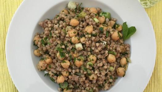 Buckwheat Tabbouleh