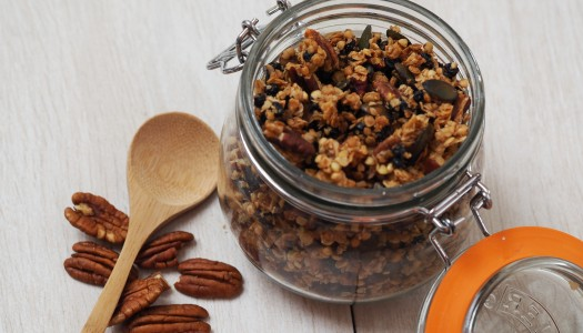 Home Made Healthy Granola