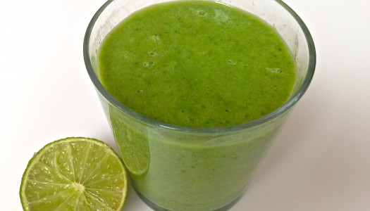 Pear and Lime Smoothie Recipe