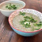 mushroom soup 1